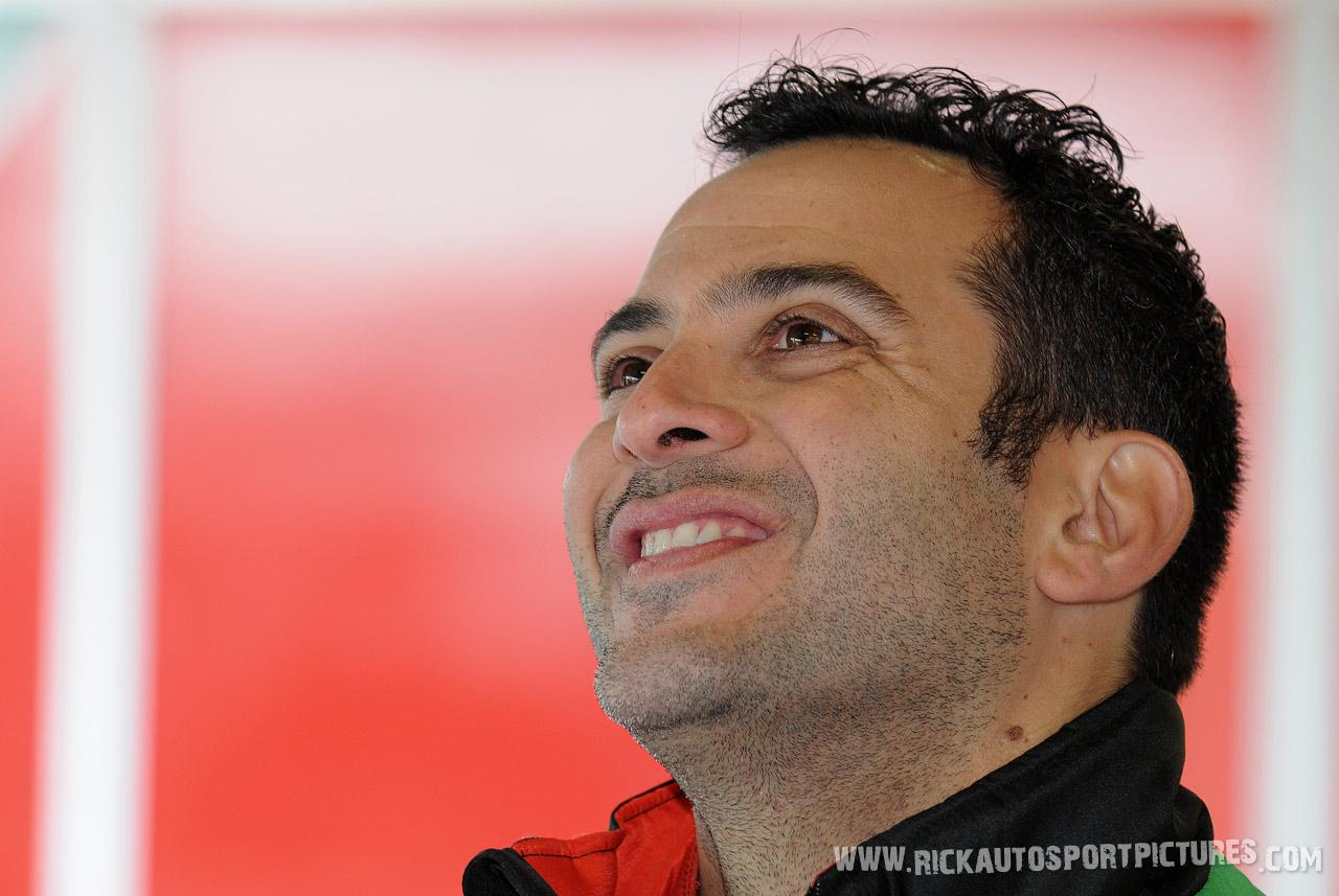 Marco Cioci WEC Silverstone 2014