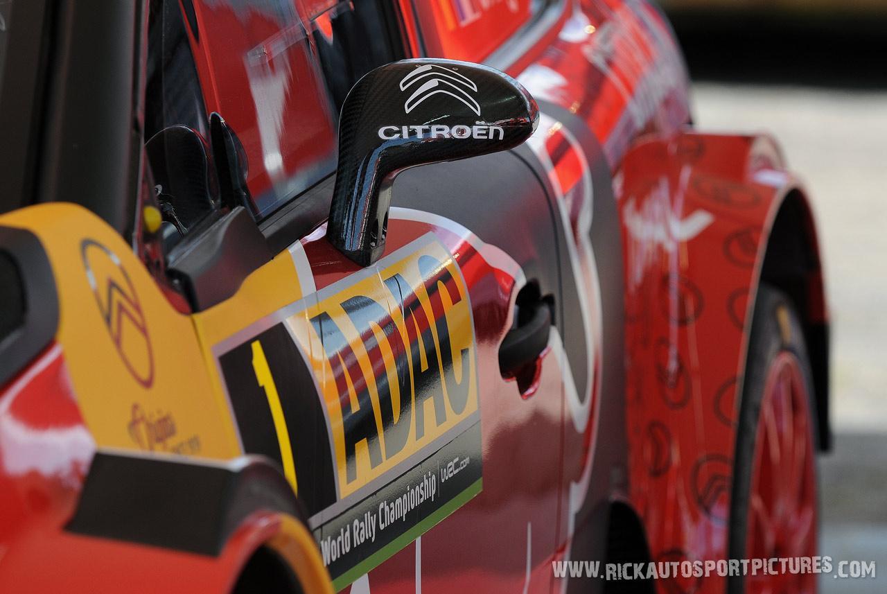 Citroen WRT Deutschland Rally 2019