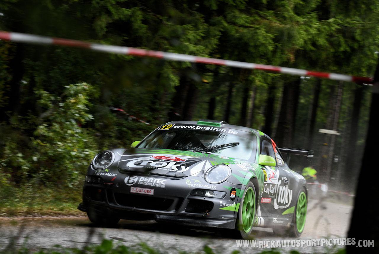 Jochen Claerhout East Belgian Rally 2017
