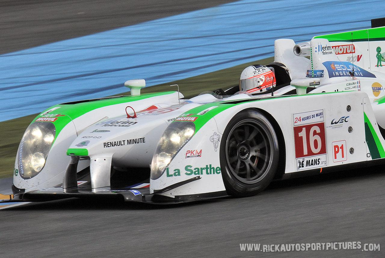 Pescarolo Team Le Mans 2012
