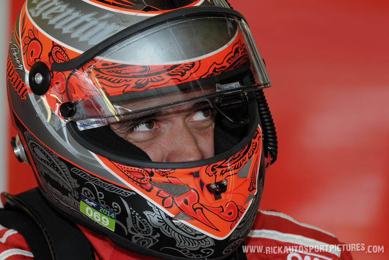 Luis Perez-Companc wec silverstone 2014