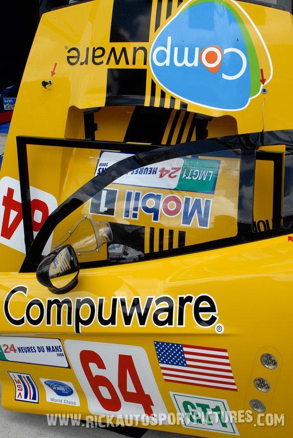 Corvette Racing Le Mans 2008