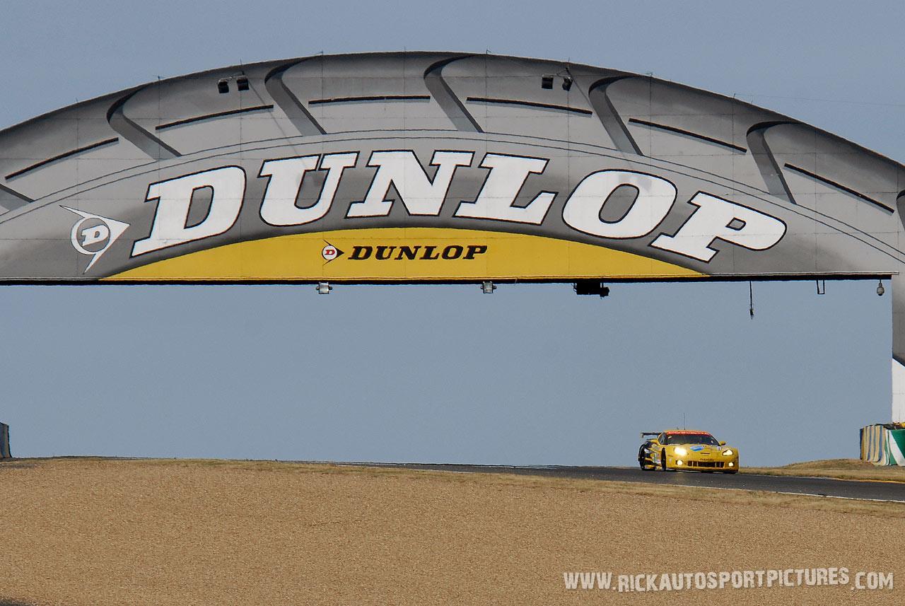 Corvette Racing le mans 2011