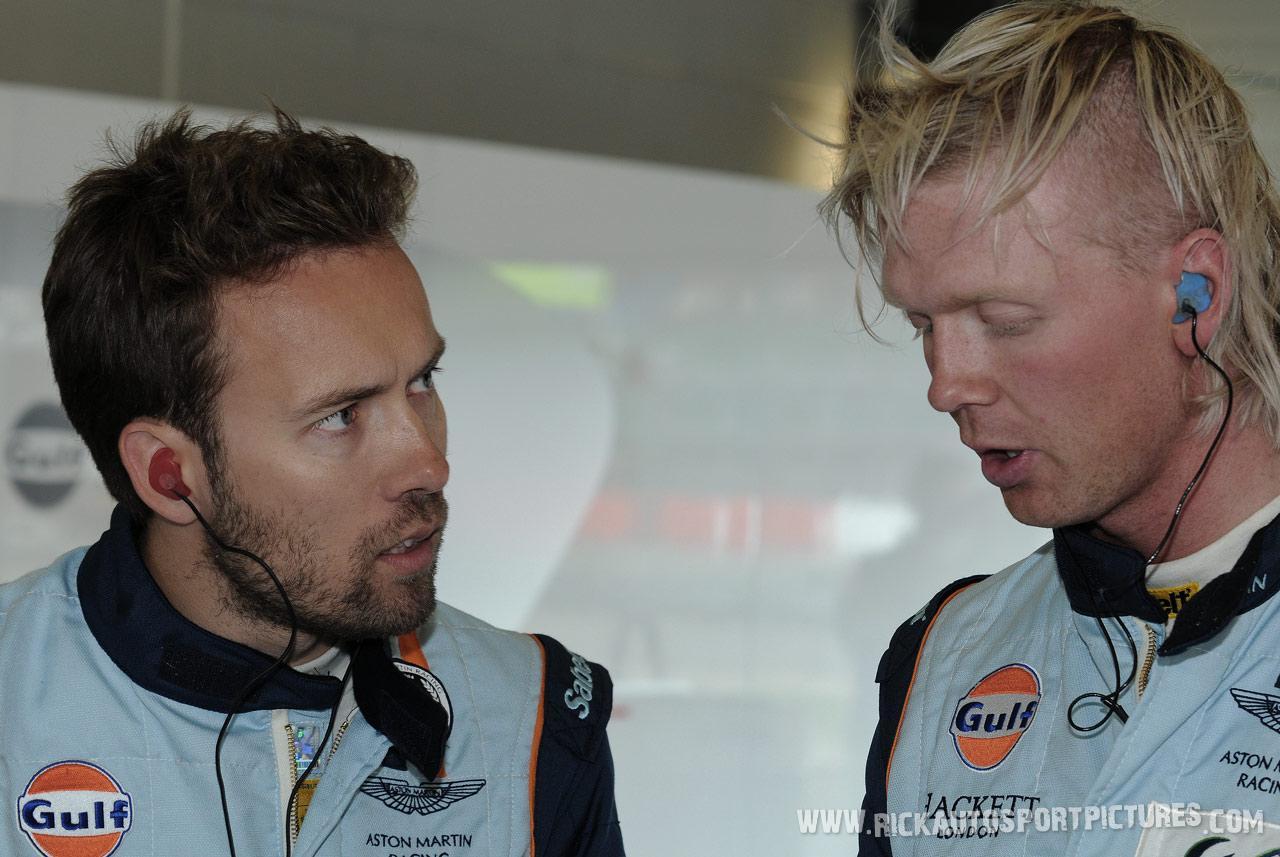 David Heinemeier-Hansson-WEC-Silverstone-2014