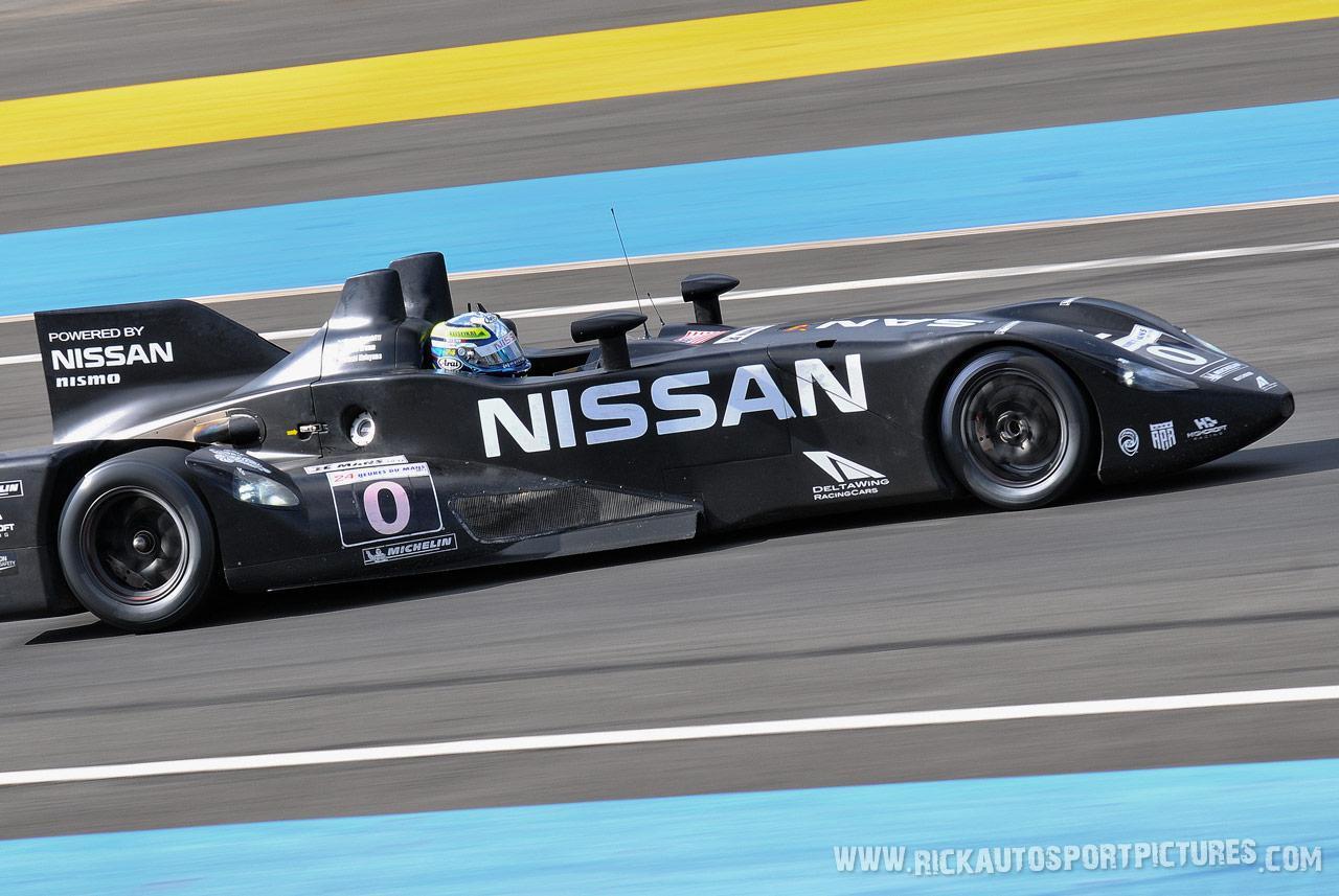 Deltawing Le Mans 2012