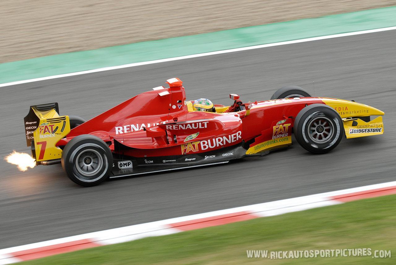 Lucas di Grassi GP2