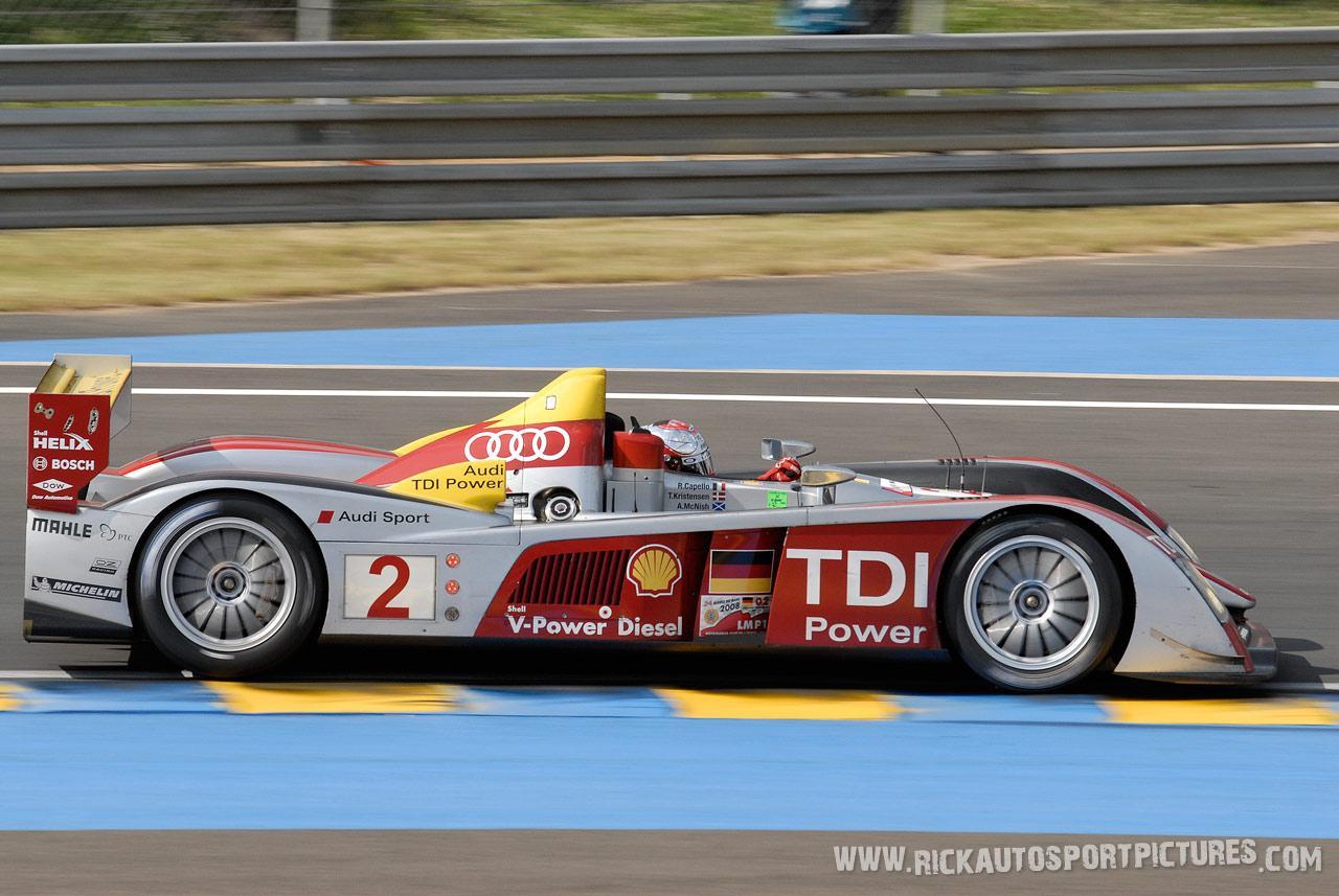 Dindo Capello Le Mans 2008