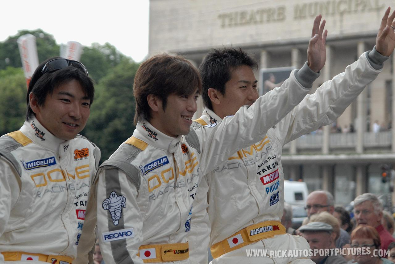 parade Dome Racing Le Mans 2008