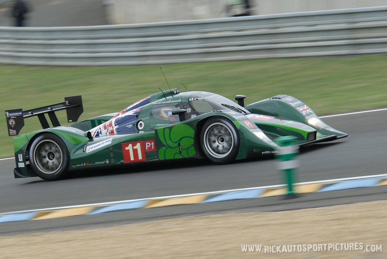 Drayson Racing Lola Le Mans 2010
