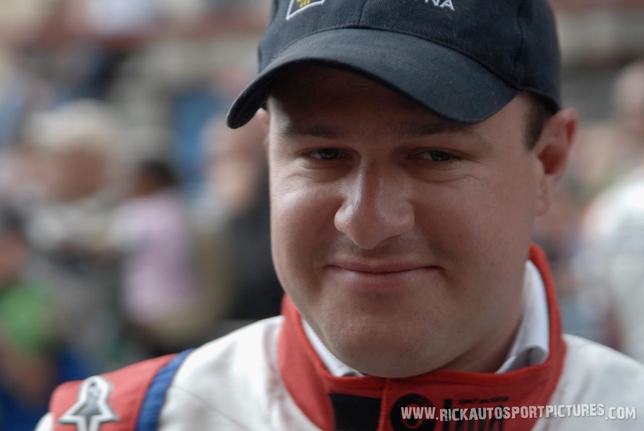 Tomas Enge Le Mans 2008