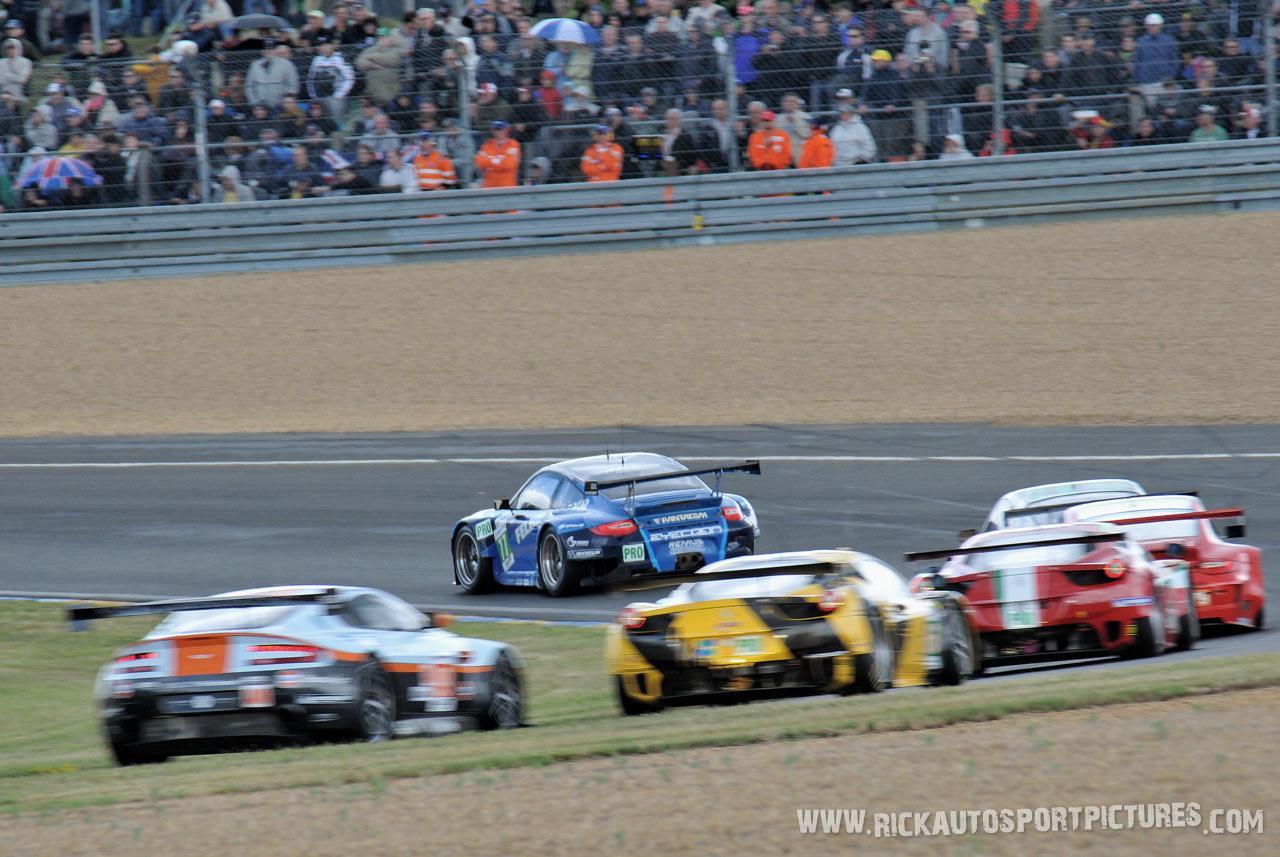 Felbermayr Proton Le Mans 2012