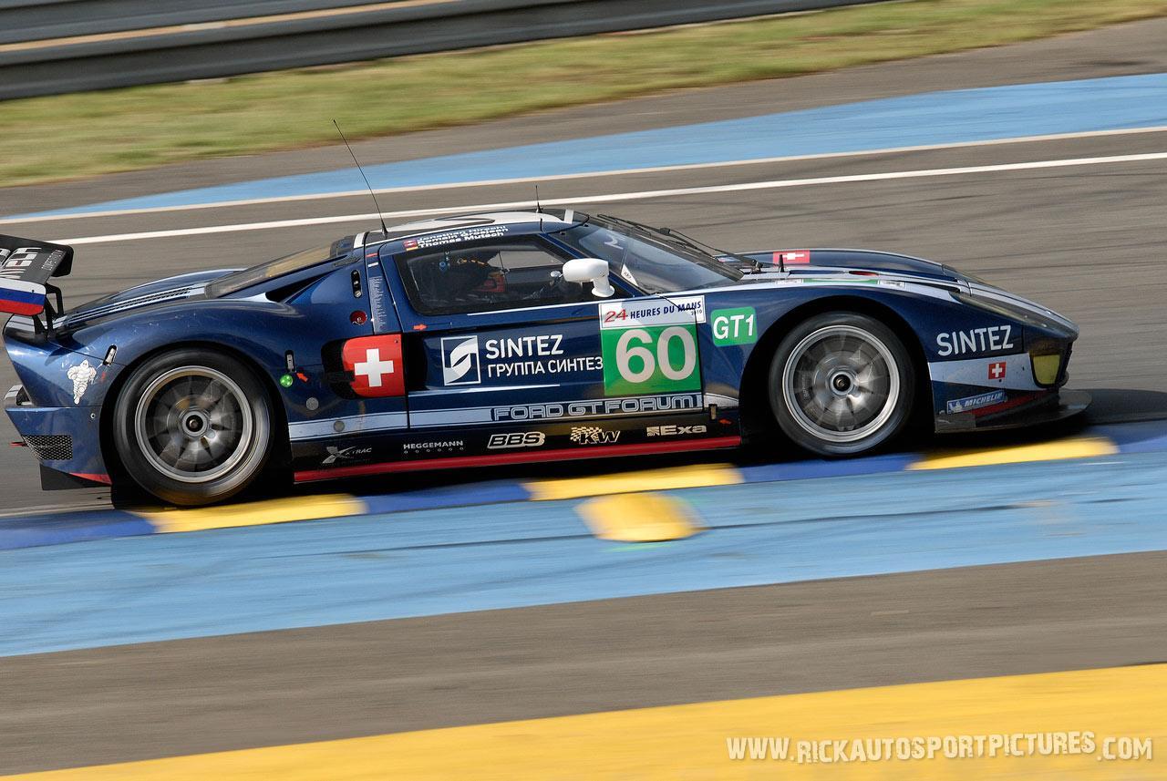 Matech Ford GT Le Mans 2010