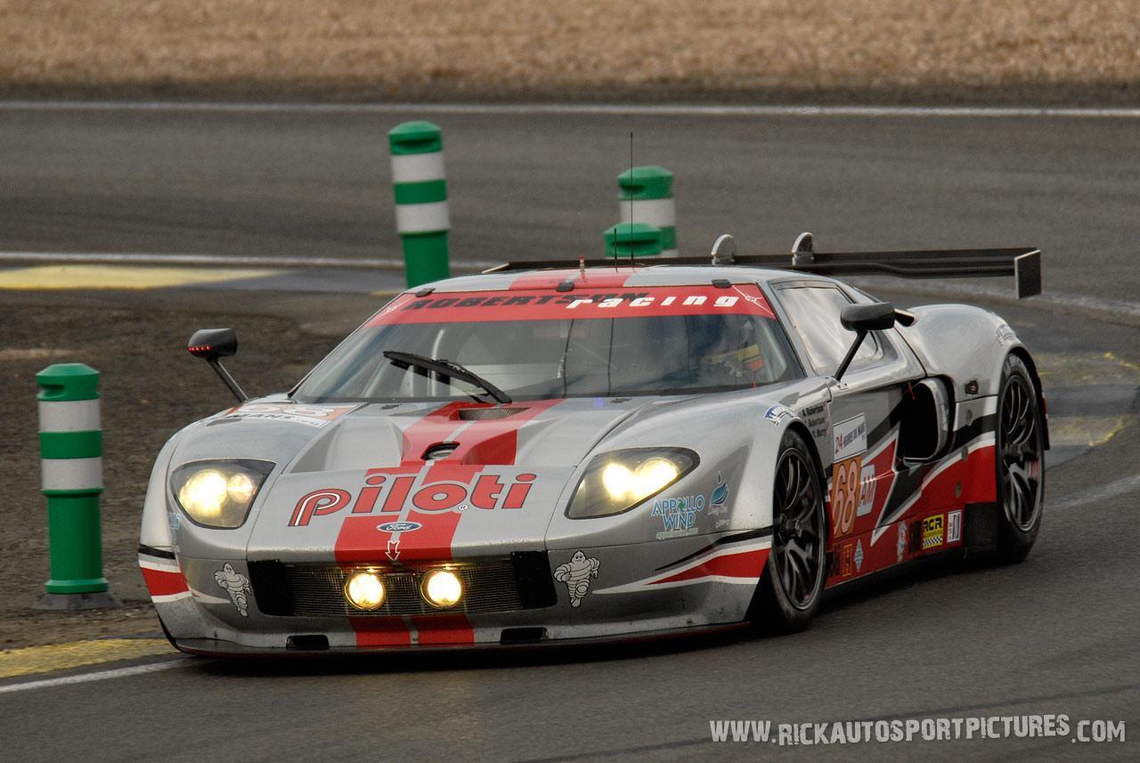 Robertson Racing Le Mans 2011