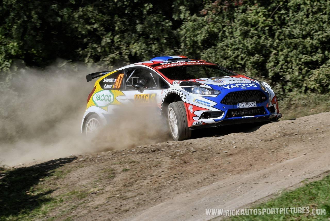 Adrien Fourmaux Deutschland Rally 2019
