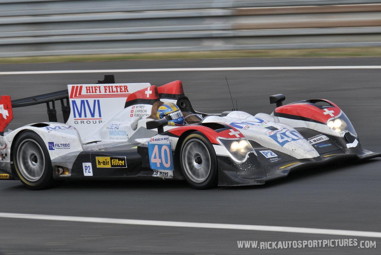 Michel Frey Race Performance le mans 2012