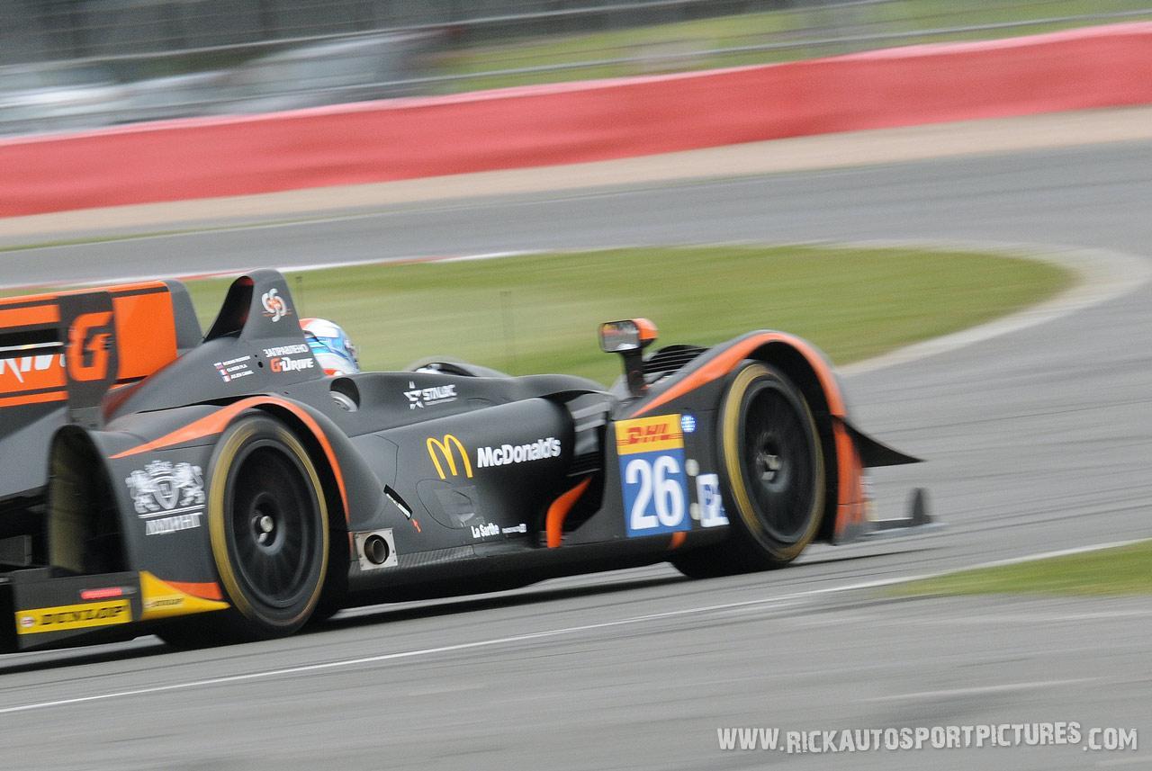 Julien Canal Silverstone 2014