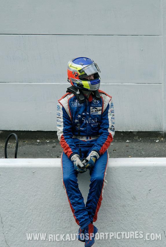 Tristan Gommendy Le Mans 2010