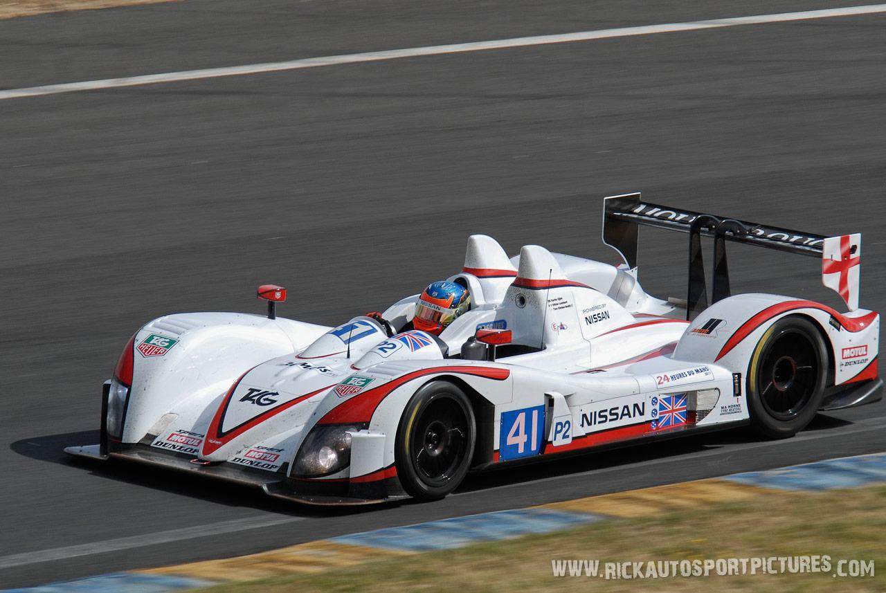 Tom Kimber Smith Greaves Motorsport