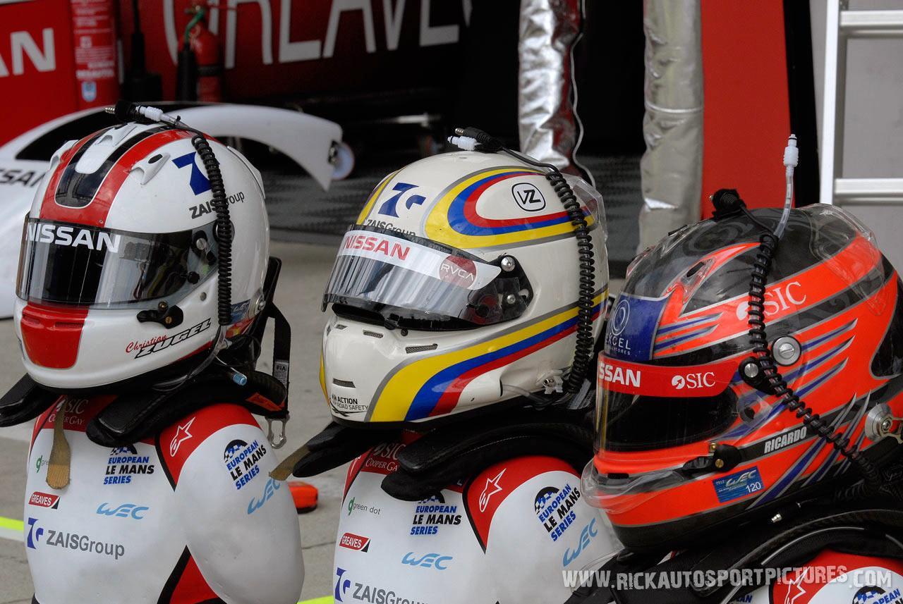 Greaves Motorsport le mans 2012
