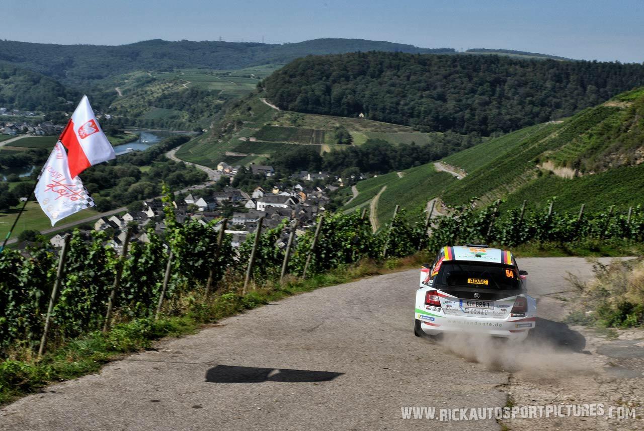 Marijan Griebel deutschland rally 2019