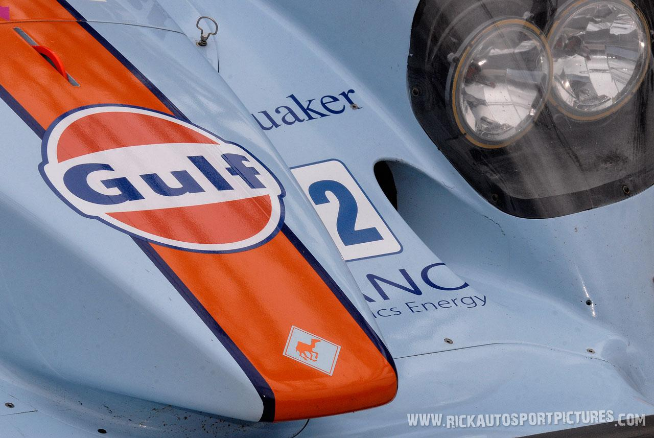 Gulf Racing Le Mans 2012