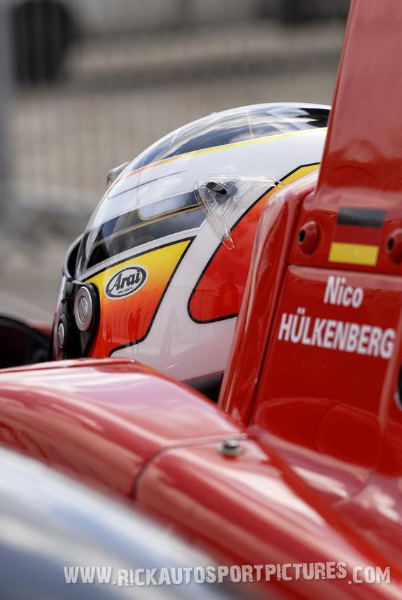 Nico Hulkenberg F3