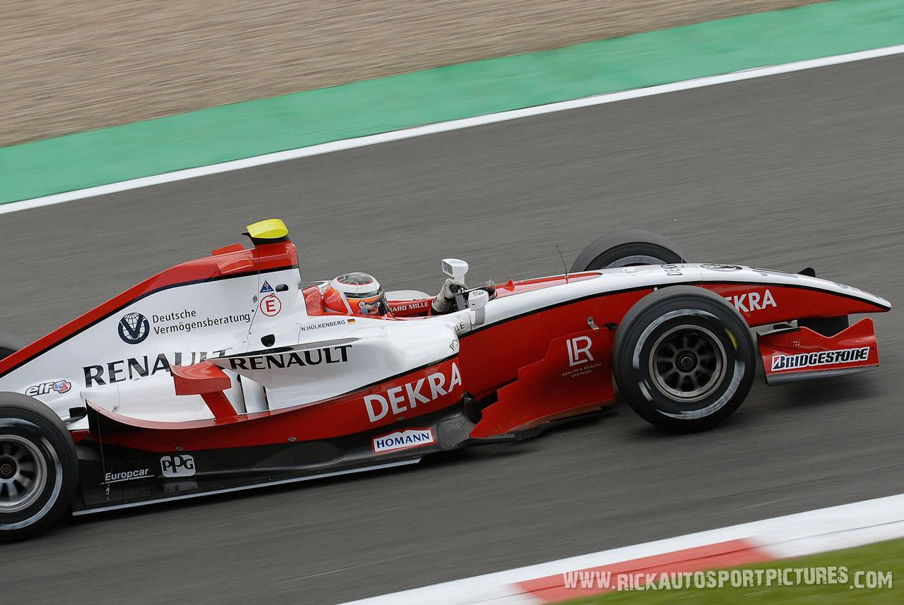 Nico Hülkenberg, GP2 2009