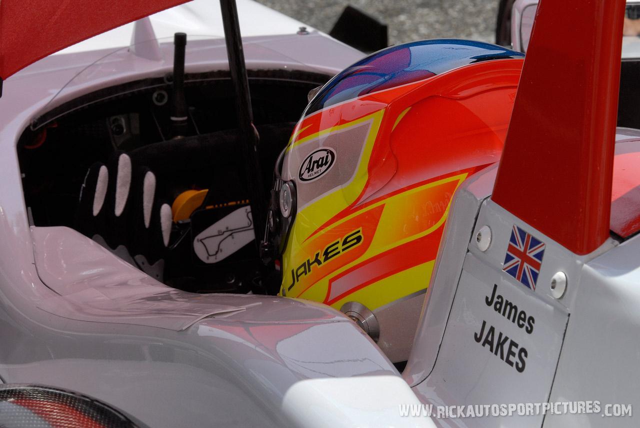 James Jakes Zolder 2008