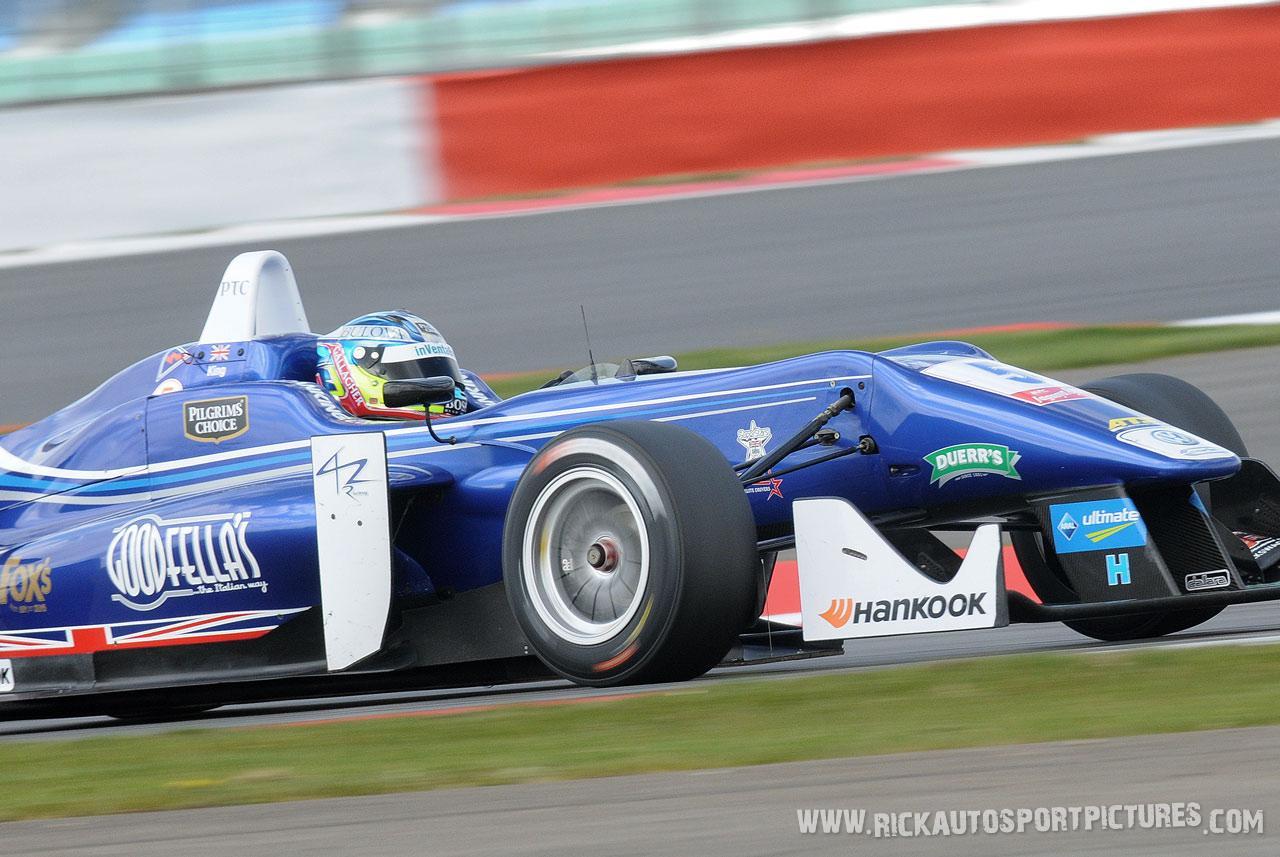 Jordan King F3 2014