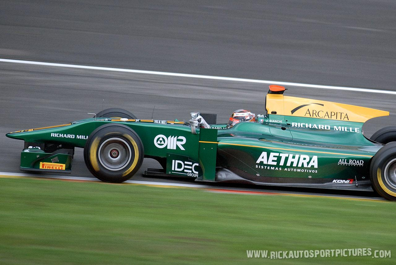 Jules Bianchi GP2