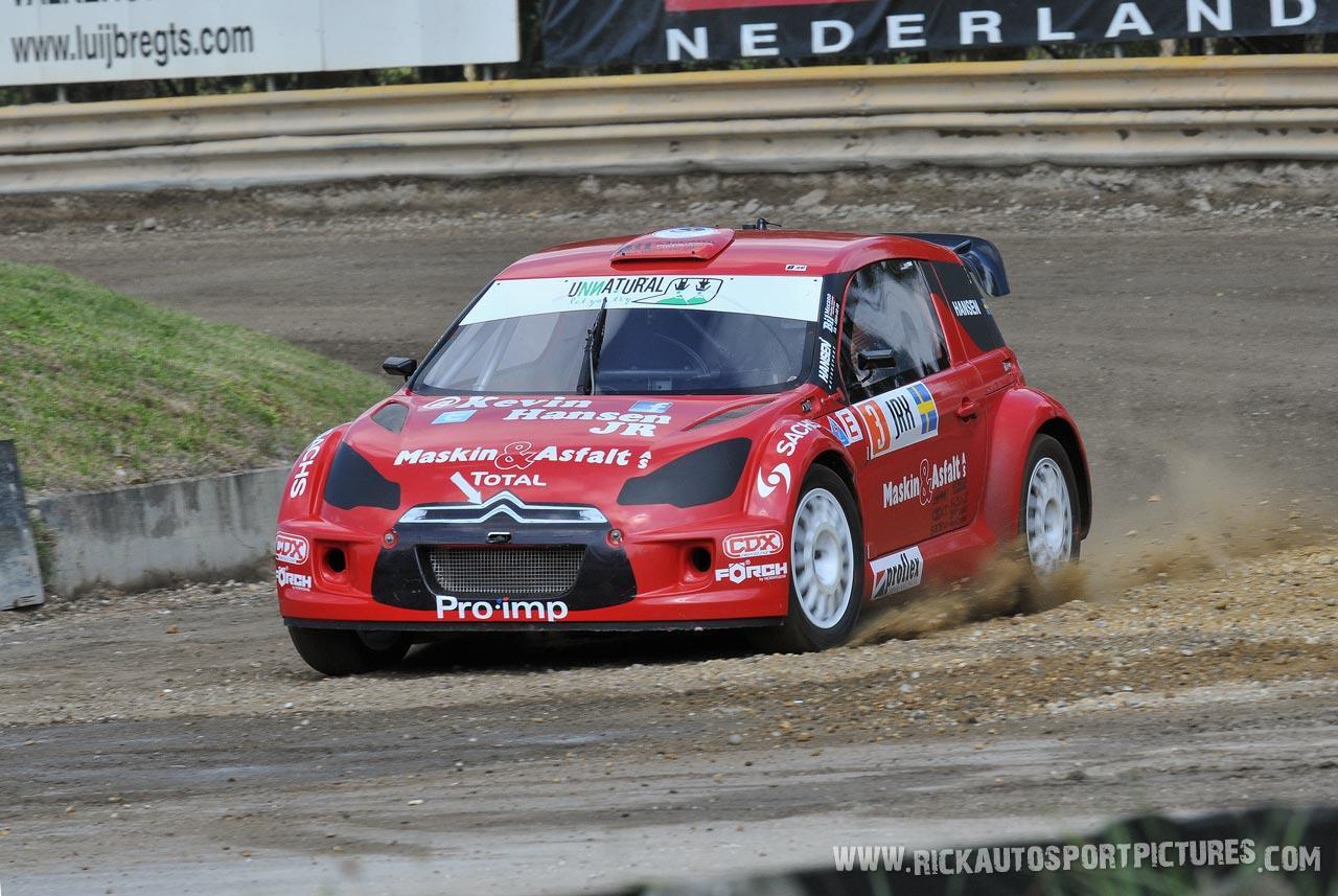 Kevin Hansen Valkenswaard 2012