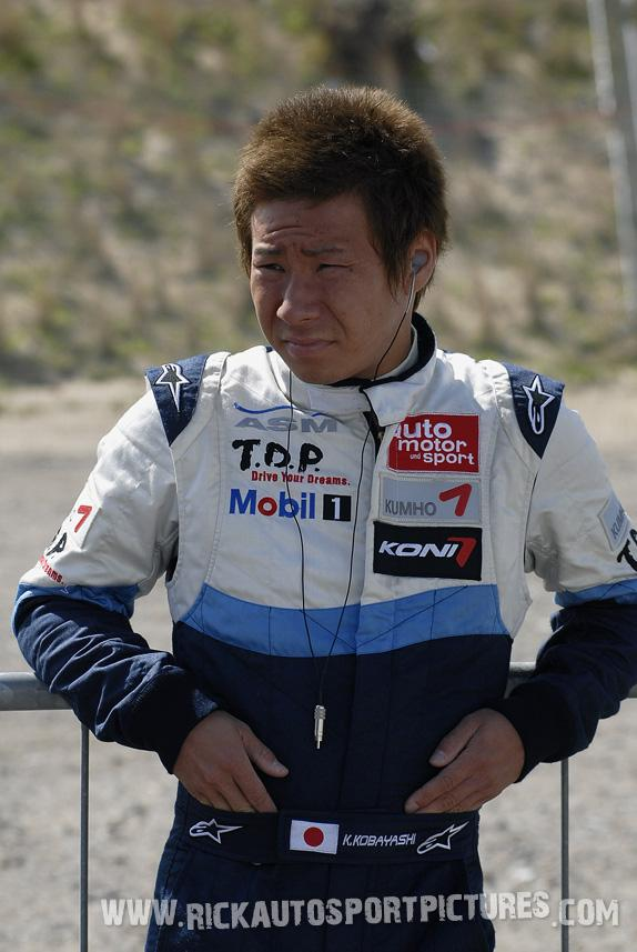 Kamui Kobayashi, Zandvoort 2007