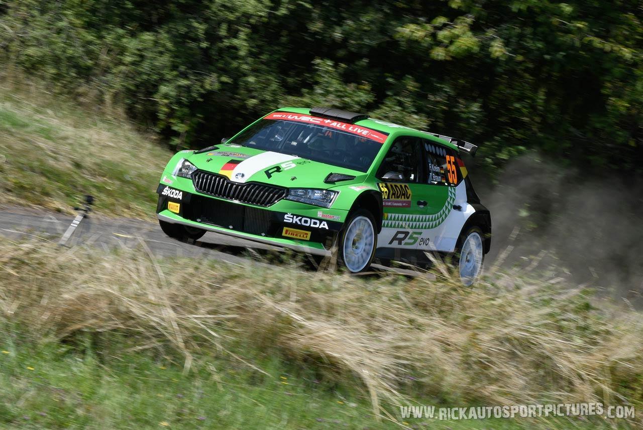 Fabian Kreim Deutschland Rally 2019