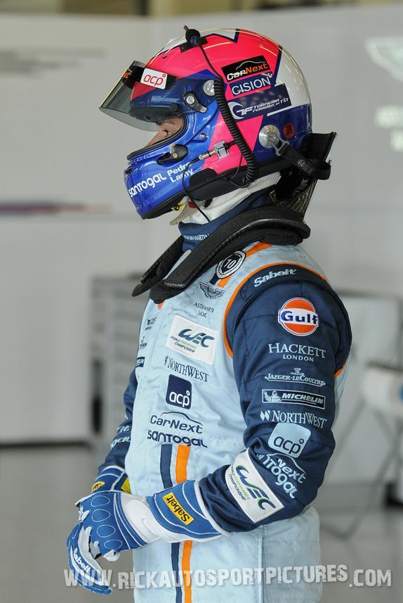 Pedro Lamy-WEC-Silverstone 2014.