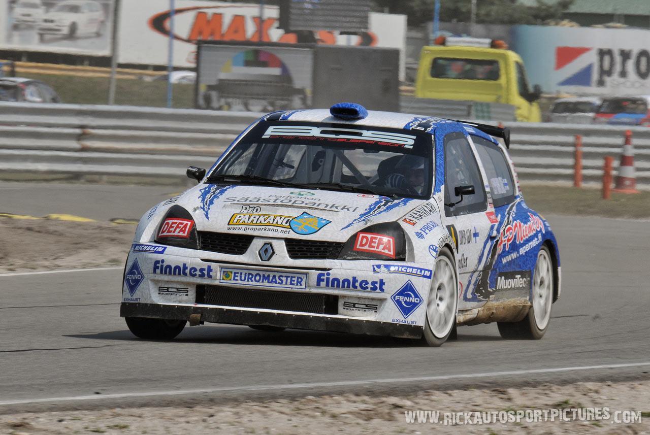 Leppihalme rallycross
