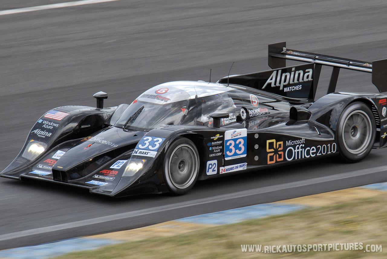 Level 5 Motorsports le mans 2011
