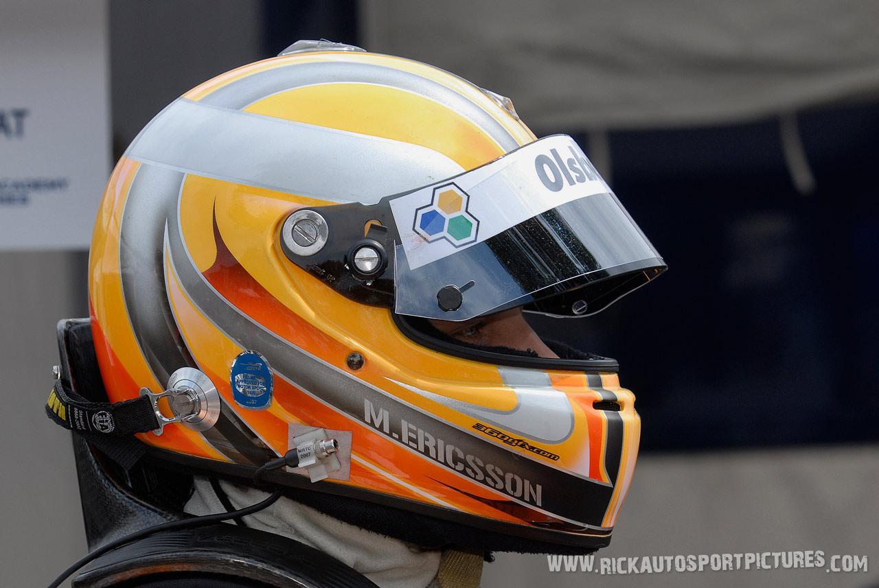 Marcus Ericsson Spa 2008