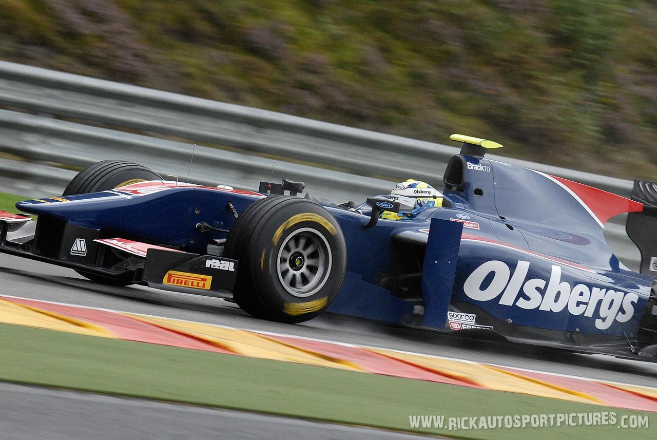 Marcus Ericsson Spa 2011
