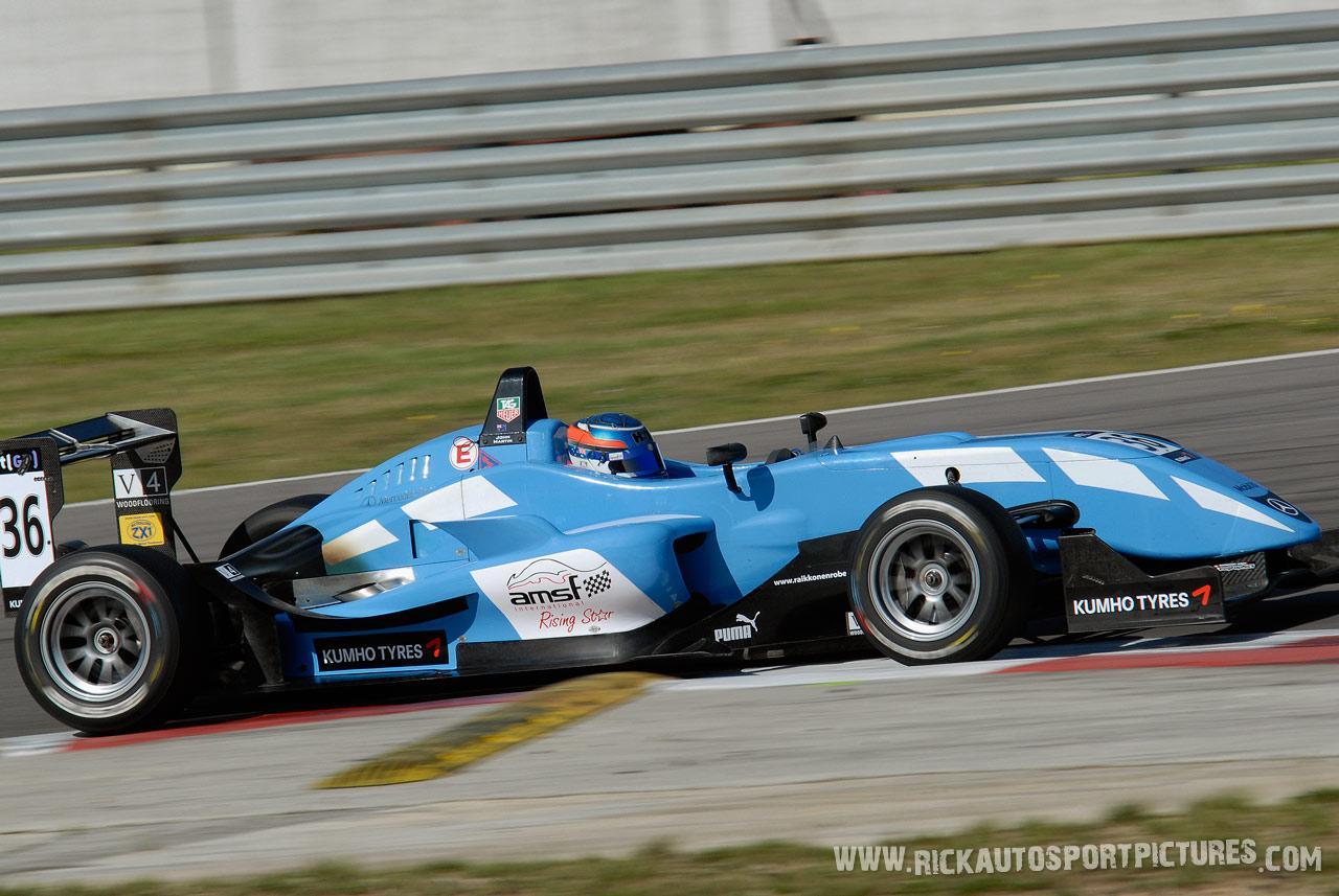 John Martin F3 2008