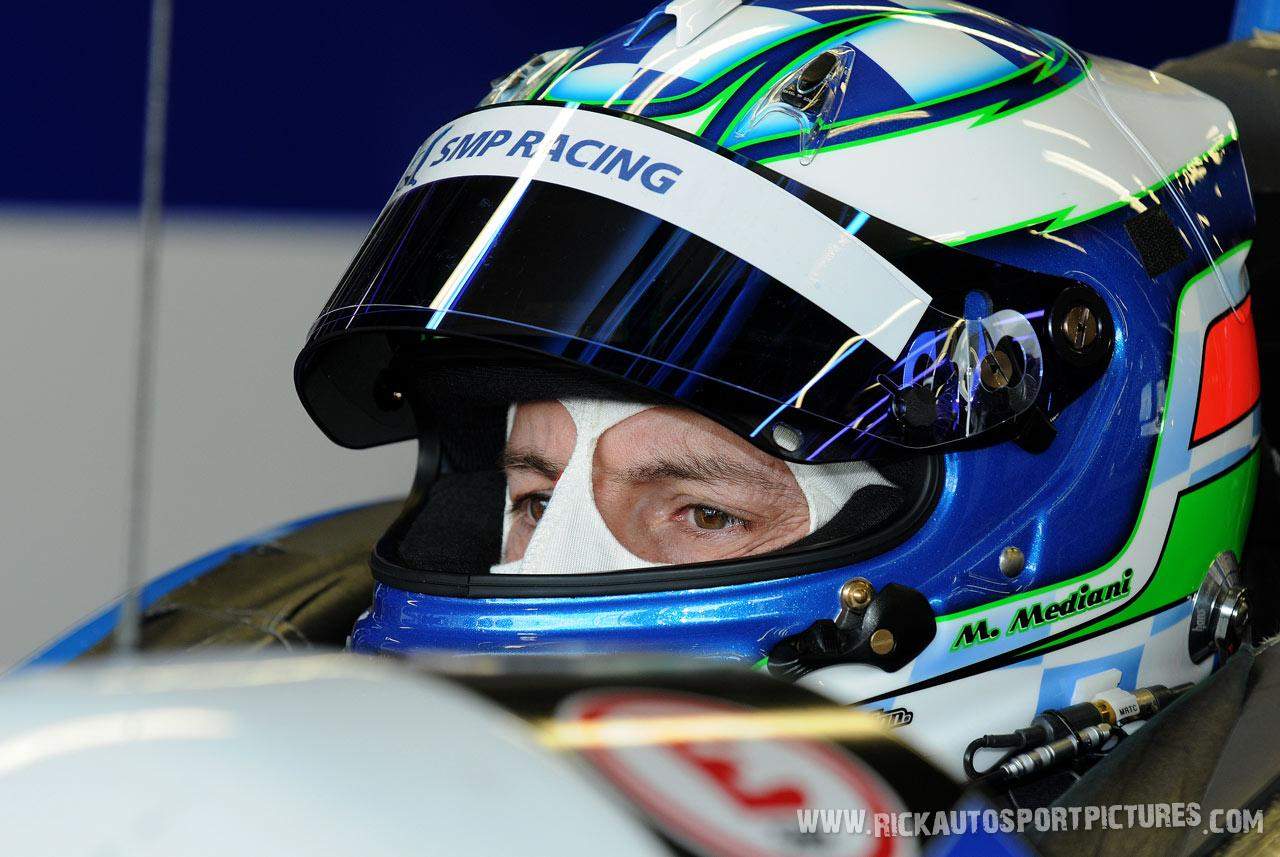 Maurizio Mediani WEC-Silverstone-2014