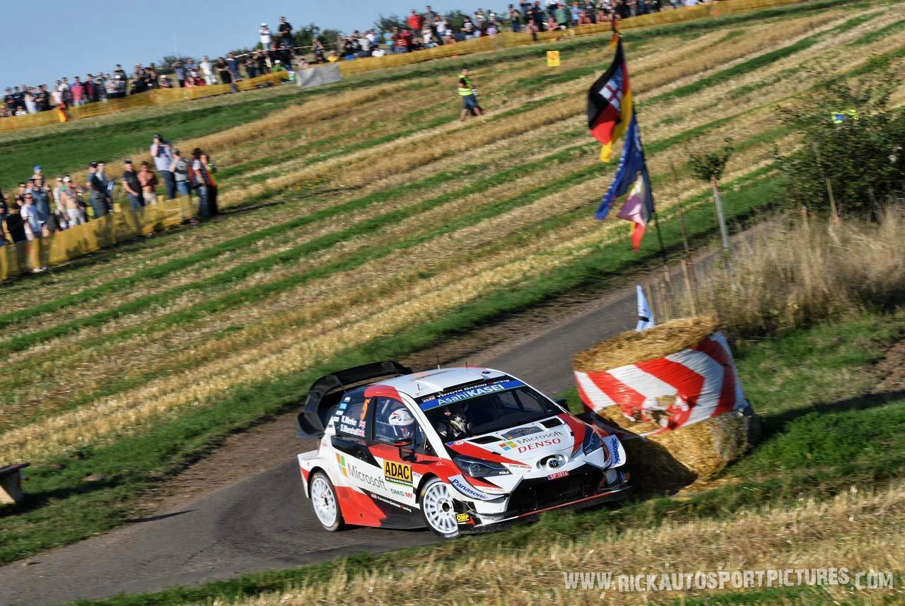 Kris Meeke Deutschland Rally 2019