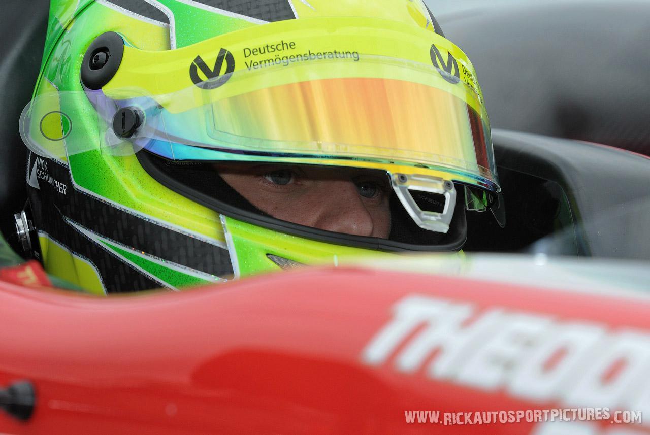 Mick Schumacher F3 2017