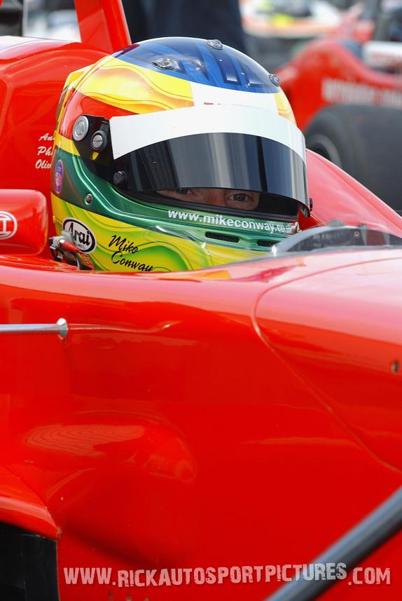 Mike Conway F3 2005