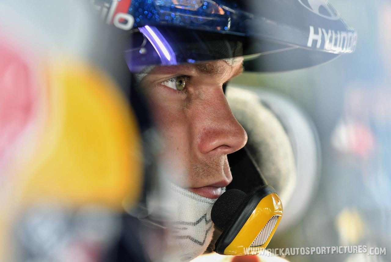 Andreas Mikkelsen, Deutschland Rally 2019
