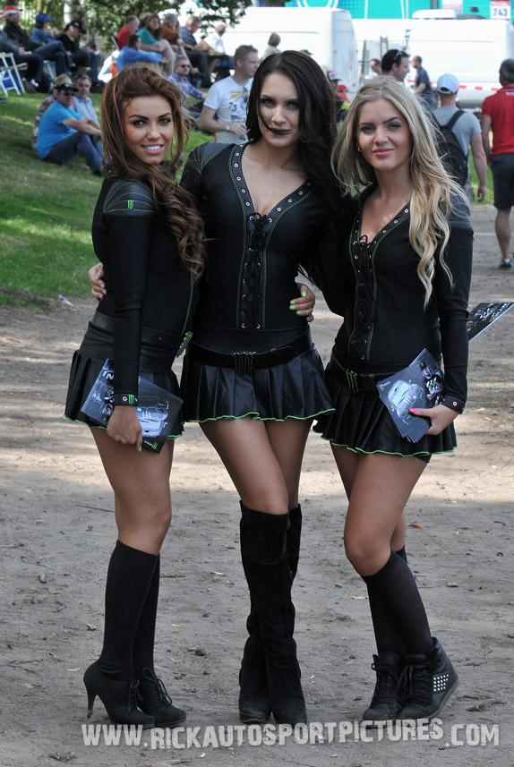 Monster Girls Valkenswaard 2012