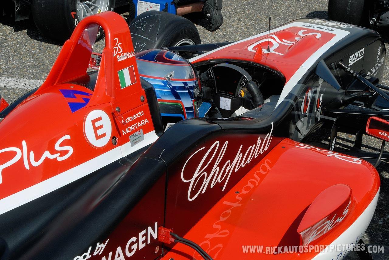 Edoardo Mortara F3 2008