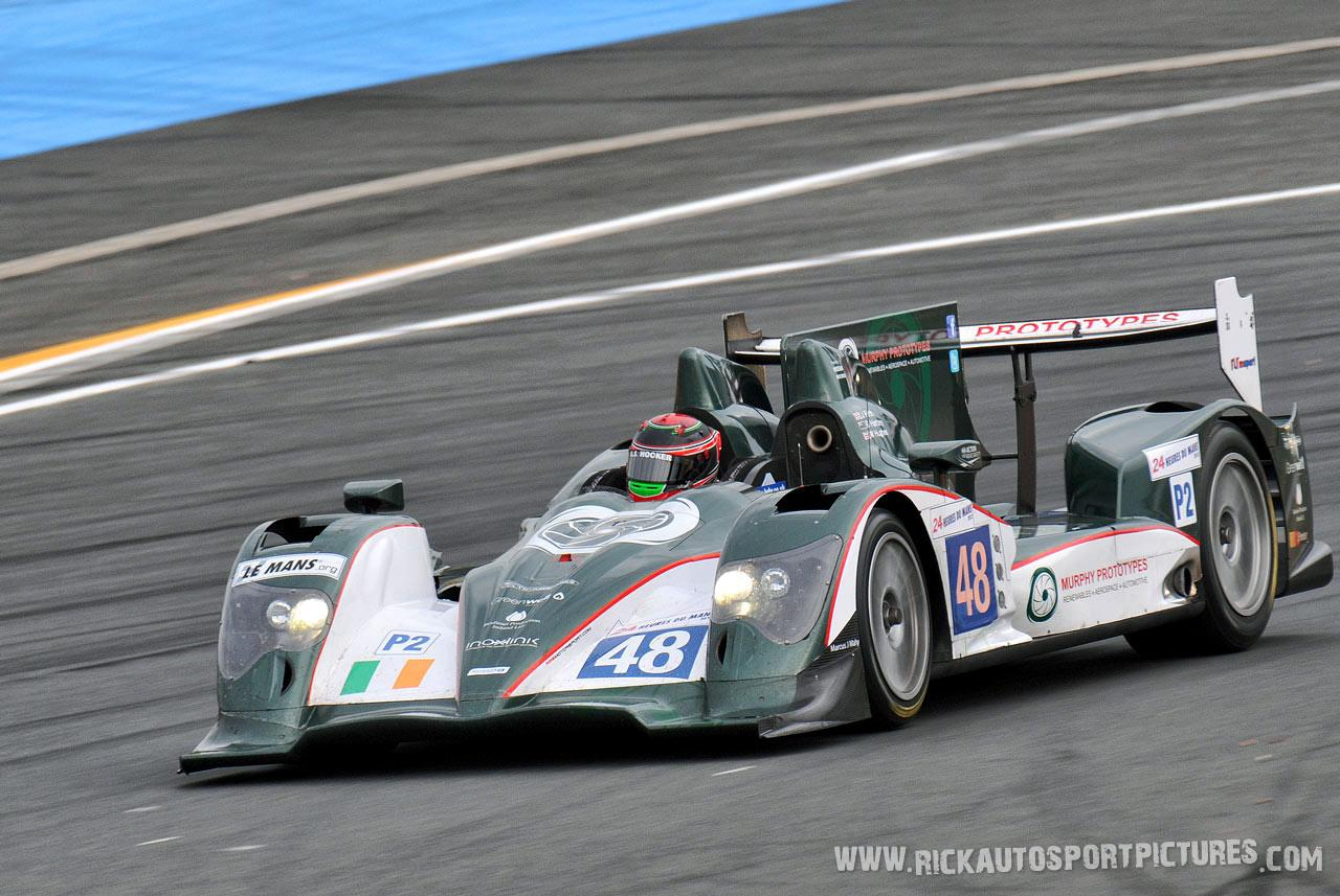 Murphy Prototypes Le Mans 2012