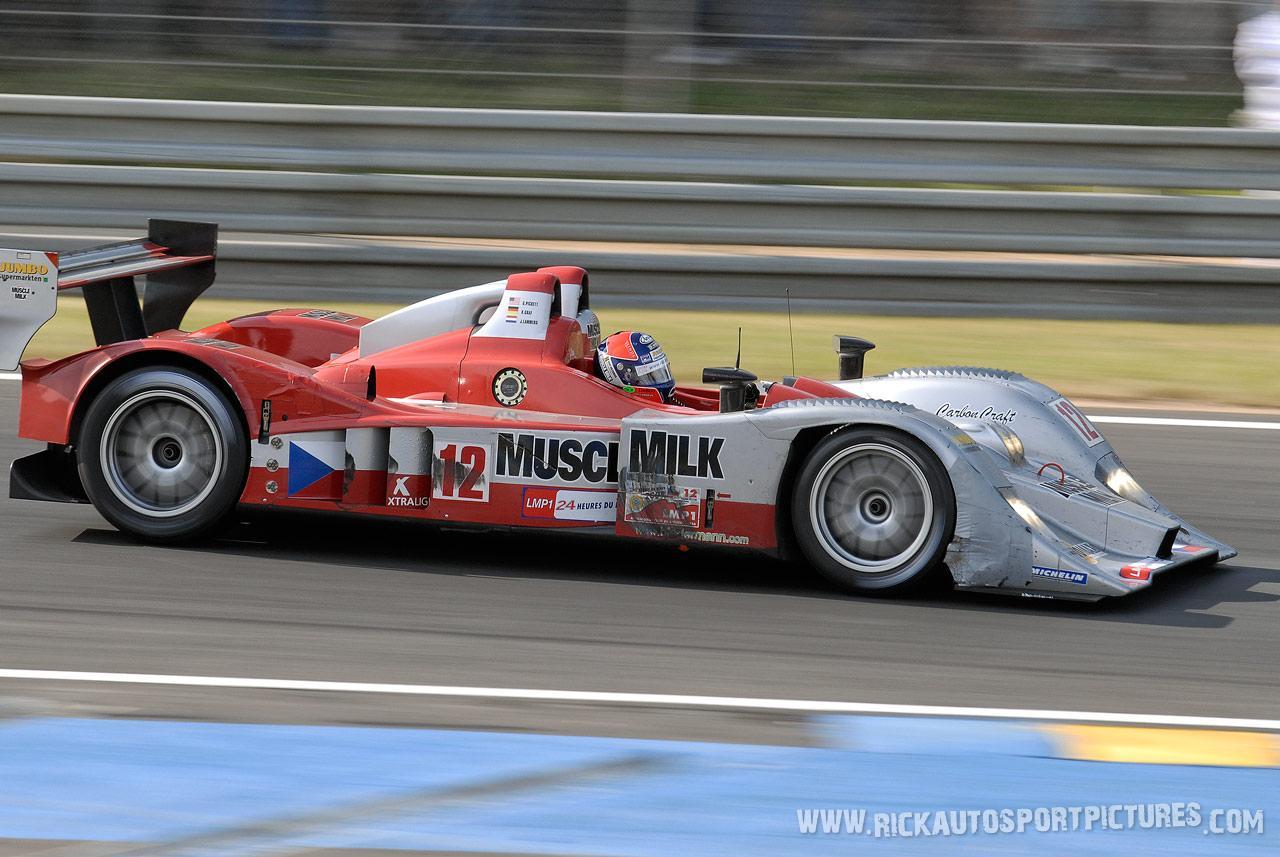 Jan Lammers Muscle Milk Le Mans 2008