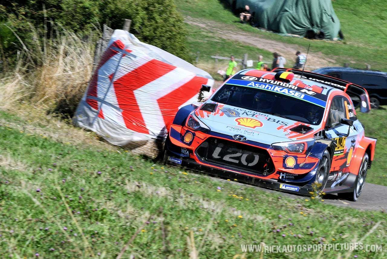 Thierry Neuville deutschland rally 2019