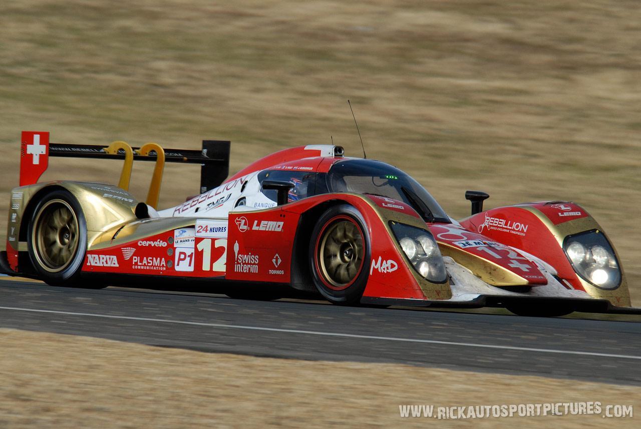 Nicolas Prost Le Mans 2011